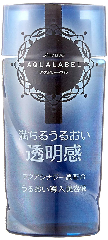 Sữa dưỡng Shiseido Aqualabel white up emulsion màu xanh