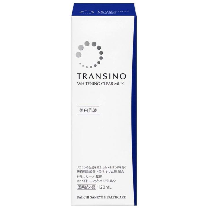 Sữa dưỡng Transino Whitening Clear Milk Nhật