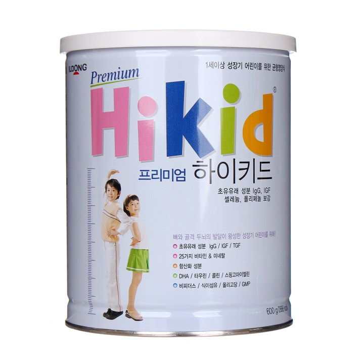 Sữa Hikid của Hàn Quốc