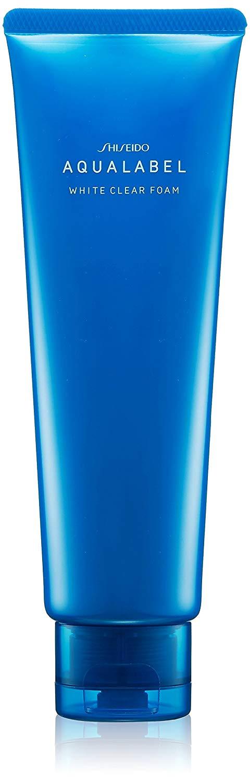 Sữa rửa mặt Aqualabel màu xanh