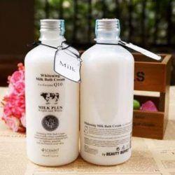 Sữa tắm con bò Milk Plus Q10