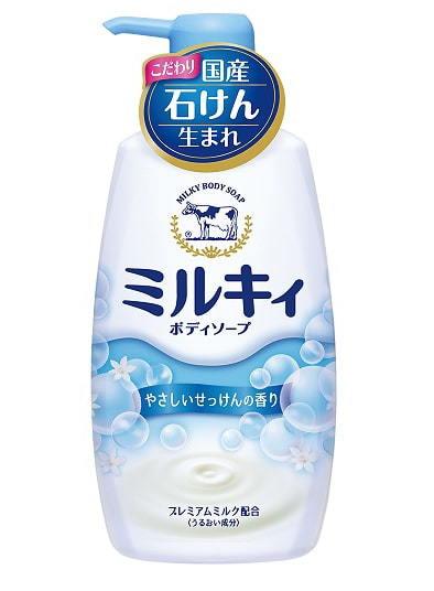 Sữa tắm Cow con bò Nhật