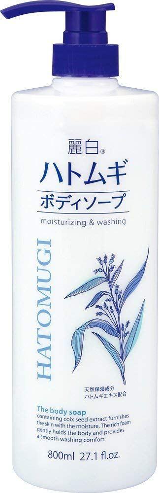 Sữa tắm dưỡng da Hatomugi moisturizing washing