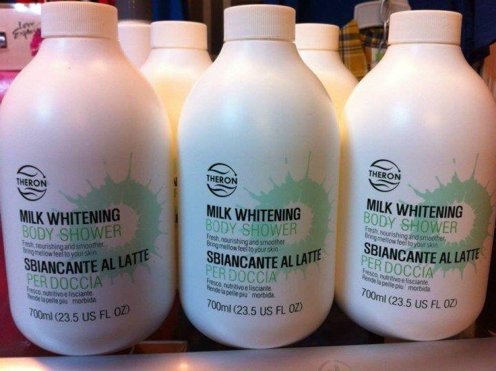 Sữa tắm trắng da Theron của Đức