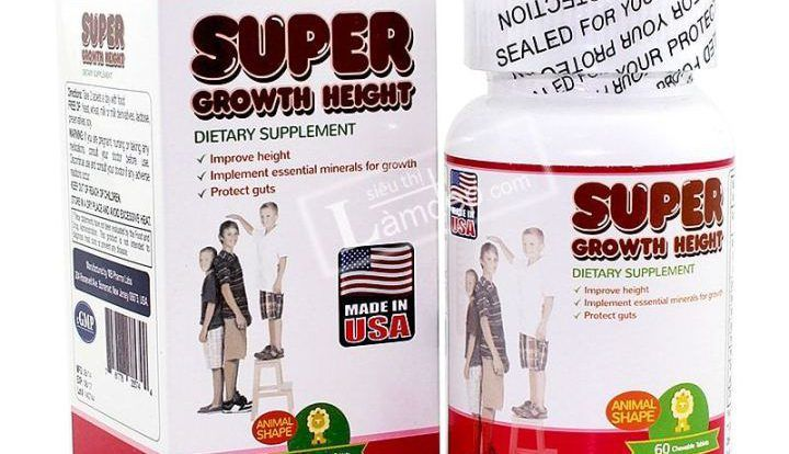 Super Growth Height