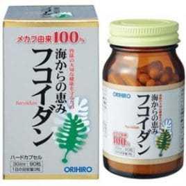 Tảo fucodian orihiro nhật bản Cung cấp các chất cần thiết cho chăm sóc sức khỏe con người thêm khỏe mạnh, ăn ngủ ngon, không còn cảm thấy, mệt mỏi, do các tác dụng của bệnh gây ra, khả năng hấp thu vào trong cơ thể nhanh hơn, dễ dàng hơn, kéo dài nhanh tuổi thọ