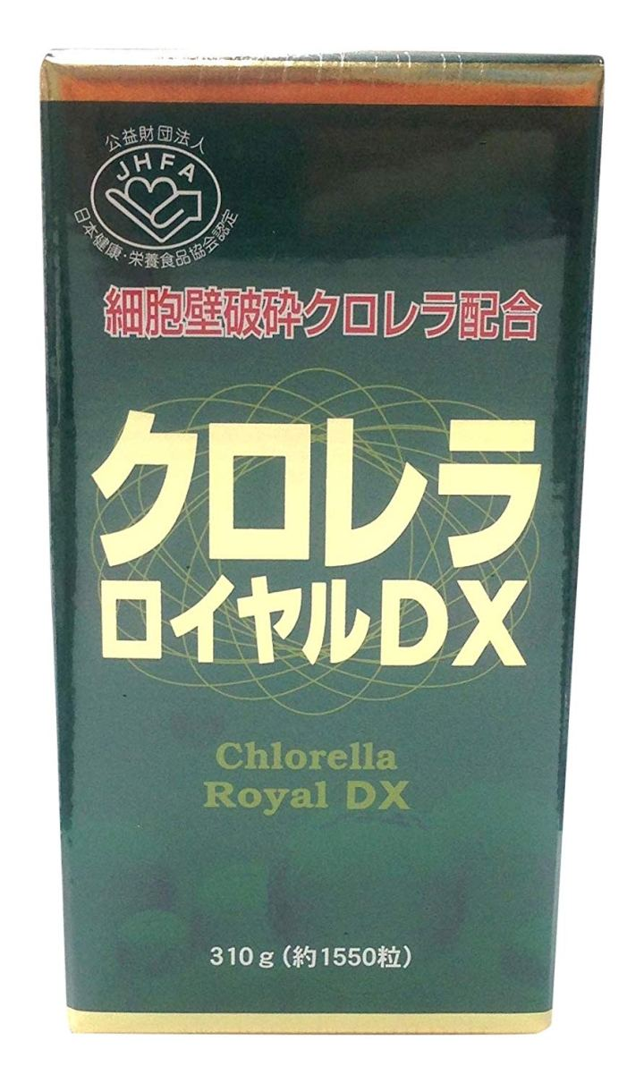 Tảo lục Chlorella Royal Dx 1500 viên