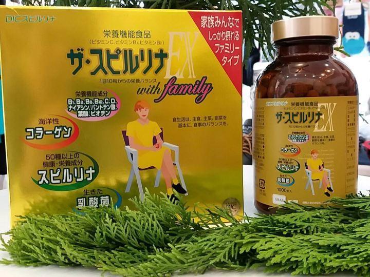 tảo vàng ex Giúp hỗ trợ và cung cấp chất dinh dưỡng cần thiết cho người phục hồi sau phẫu thuật