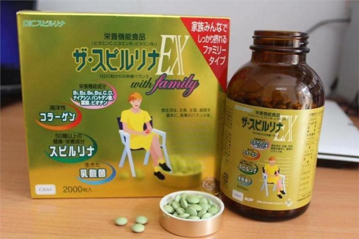 tảo vàng ex Hỗ trợ làn da chống lại các dấu hiệu lão hóa, điều hòa hormone ở nữ giới một cách hiệu quả nhất