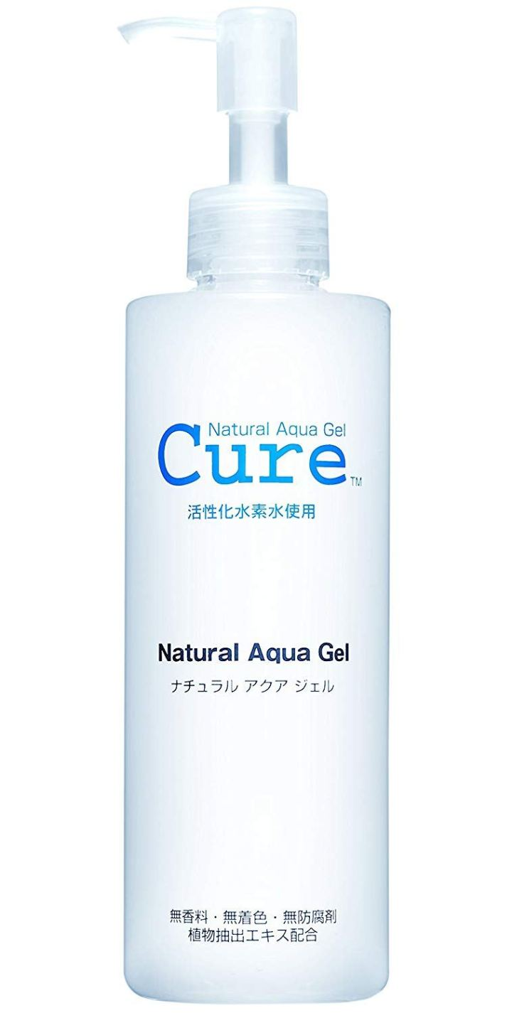 Tẩy da chết Cure Natural Aqua Gel