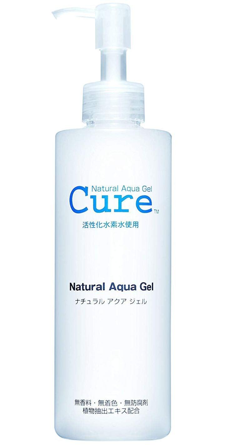 Tẩy tế bào chết Cure Aqua gel Nhật
