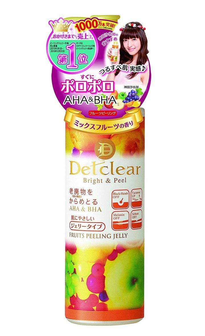 Tẩy tế bào chết meishoku detclear
