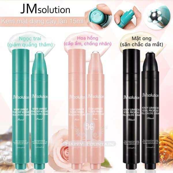 Thanh lăn mắt JM solution Roll On Eye Cream