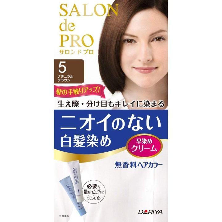 Thuốc nhuộm Salon de Pro