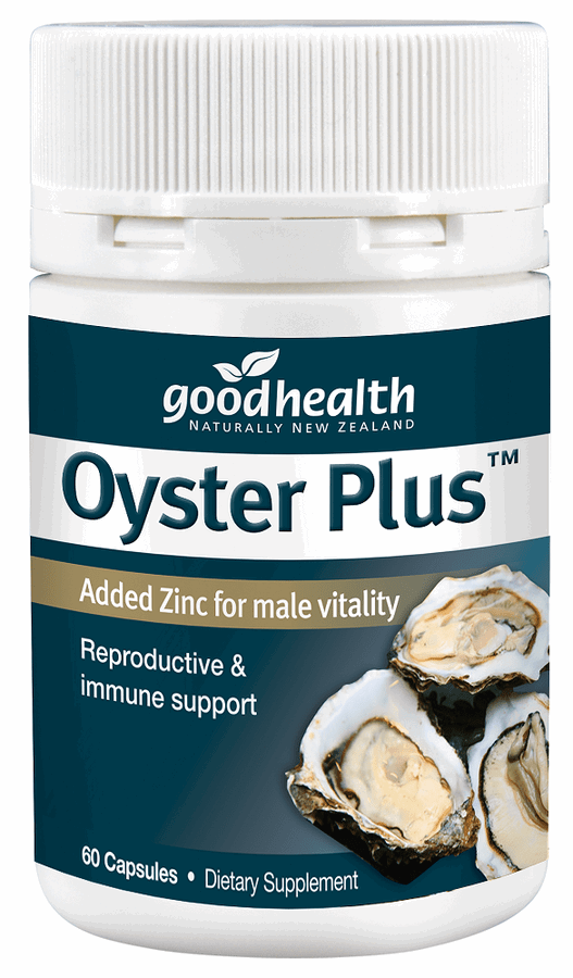 Tinh chất hàu biển Oyster Plus Goodhealth