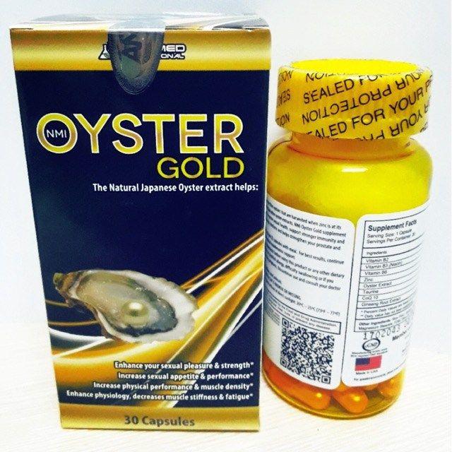 Tinh chất hàu tươi Oyster Gold