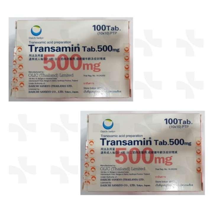 Transamin 500mg