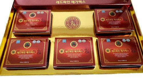 Viên tinh dầu thông đỏ Hàn Quốc Tinh dầu thông đỏ có thể phá vỡ các chất nhầy, loại bỏ chúng khỏi thổi