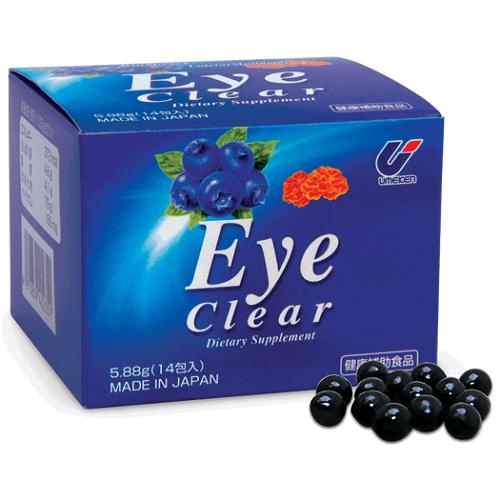 viên uống bổ mắt Eye Clear Nhật Bản