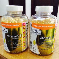 Viên Uống Bổ Sung Member's Mark Vitamin E 400