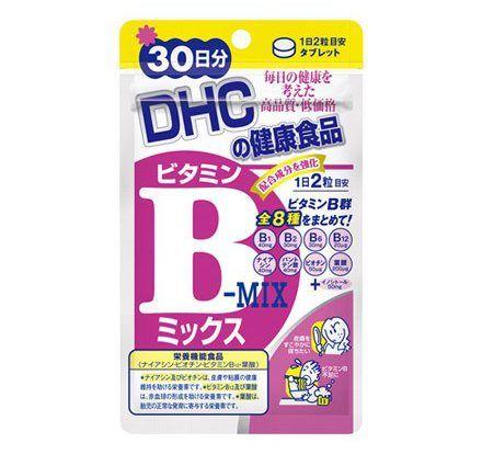 Viên uống bổ xung Biotin DHC Hỗ trợ khắc phục các vấn đề về tóc như: xơ, rối, khô, dễ gãy