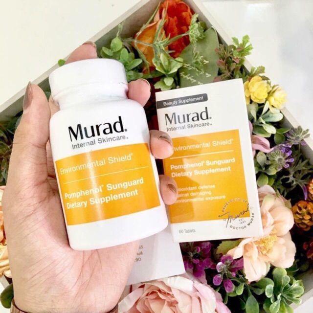Viên uống chống nắng Murad