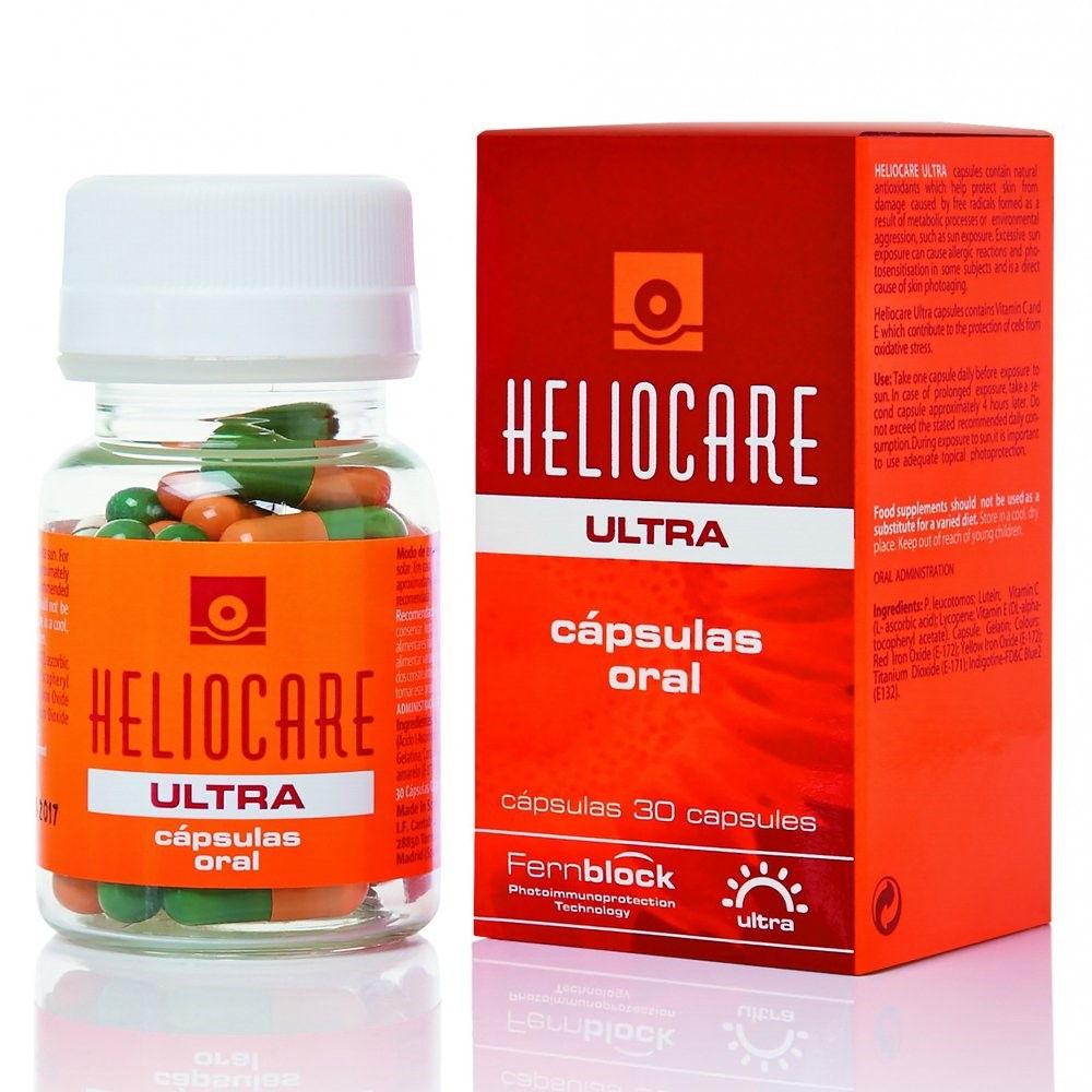 Viên uống chống nắng Heliocare