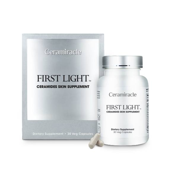 Viên Uống Dưỡng Da Ceramiracle First Light Ceramides Skin Supplement