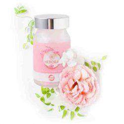 Viên uống hàm hương Hebora Tăng thêm phần tự tin, nét quyến rũ, giúp làn da mềm mại và trắng hồng hơn trông thấy
