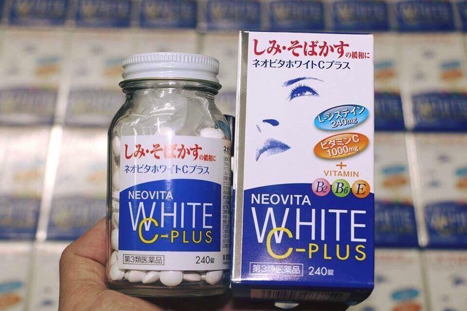 Vita White Plus Của Nhật – Thế giới hàng ngoại