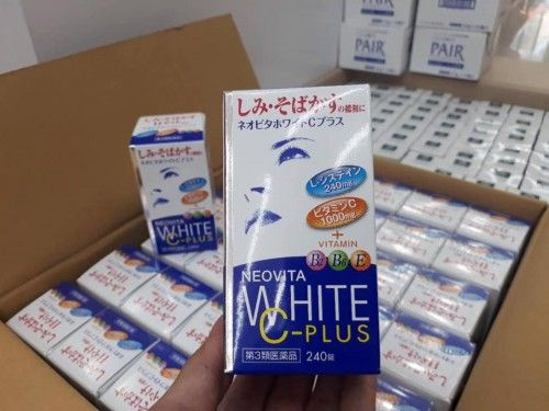 Viên uống trắng da Neovita White C- Plus
