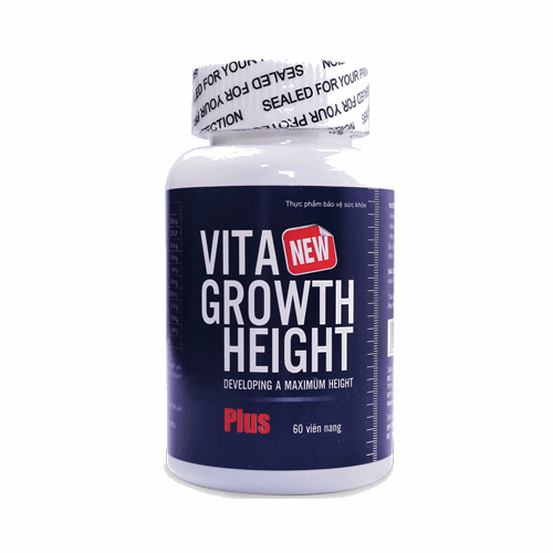 Viên uống tăng chiều cao vita Growth Height C