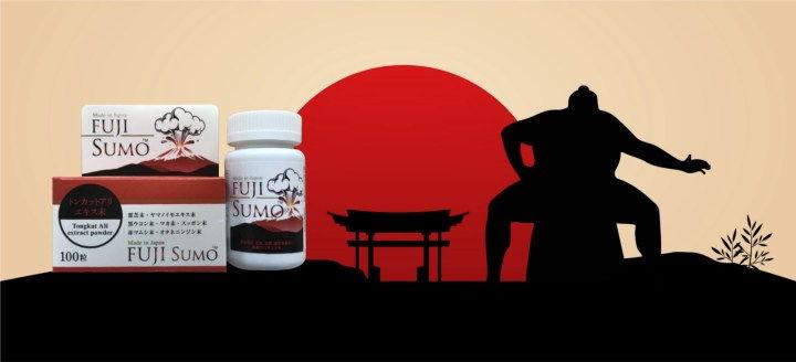 viên uống tăng cường sinh lý nam Fuji Sumo
