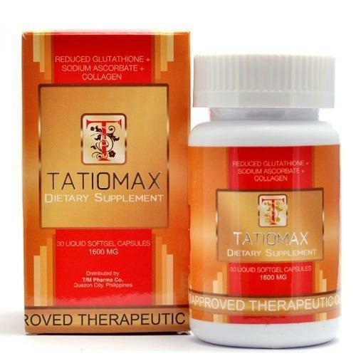 Tatiomax Glutathione Collagen Whitening 10 vials 1400mg dạng tiêm