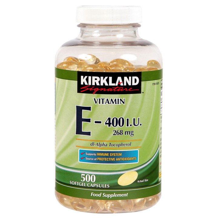 Viên Uống Vitamin E Kirkland