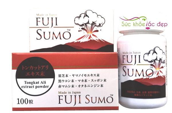 Thuốc tăng cường sinh lý Fuji Sumo