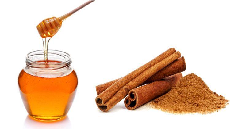 Các công thức giảm cân Mật ong và bột quế