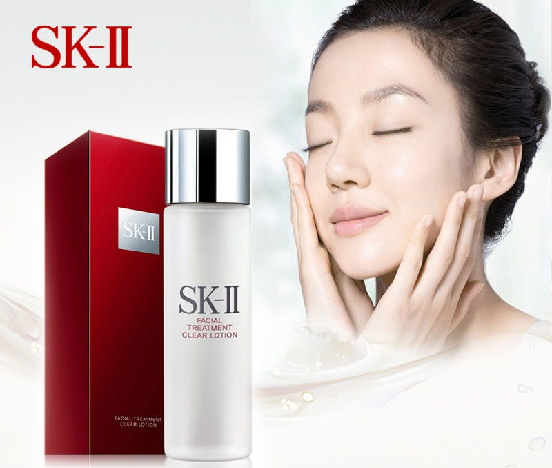 Nước hoa hồng SK-II Facial Treatment Clear Lotion