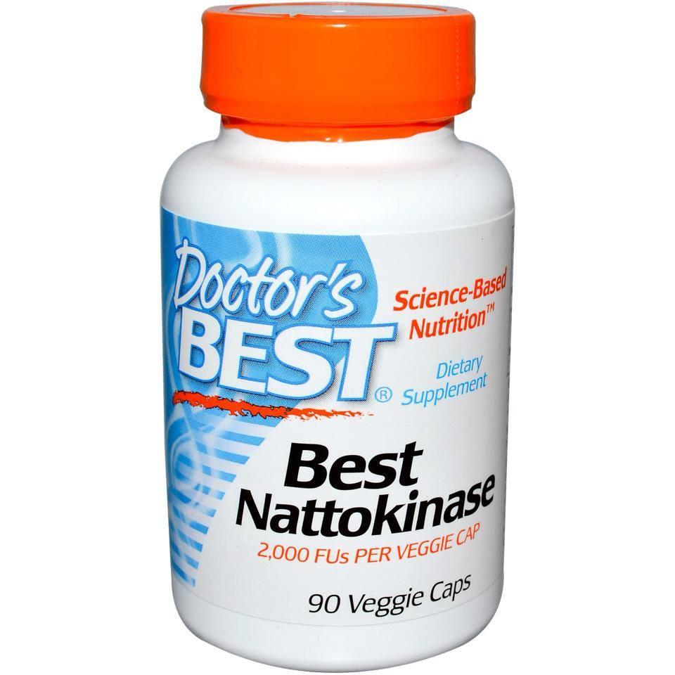 Doctor's Best Nattokinase