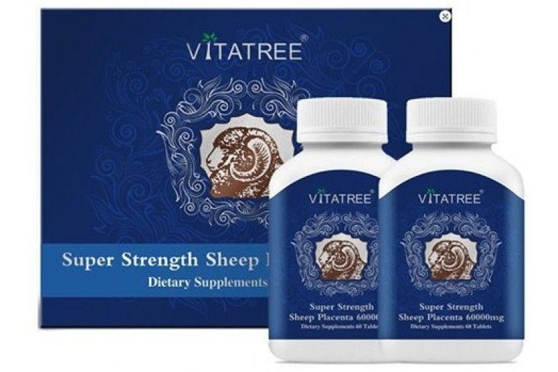 Nhau thai cừu vitatree