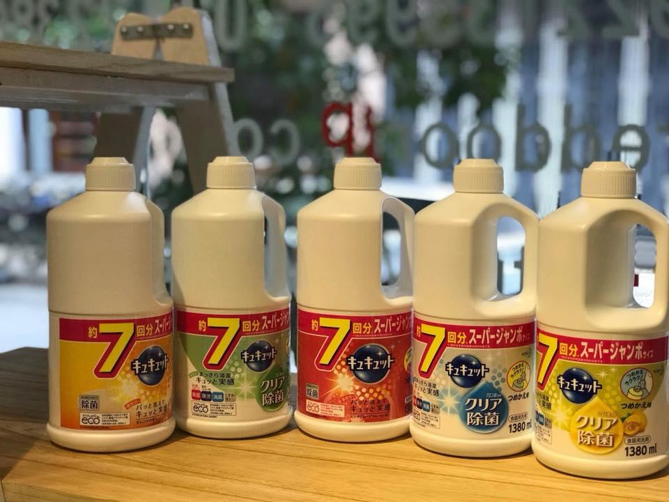 Nước rửa chén của Kao Nhật Bản