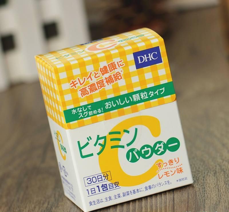 Vitamin C DHC Nhật Bản dạng bột