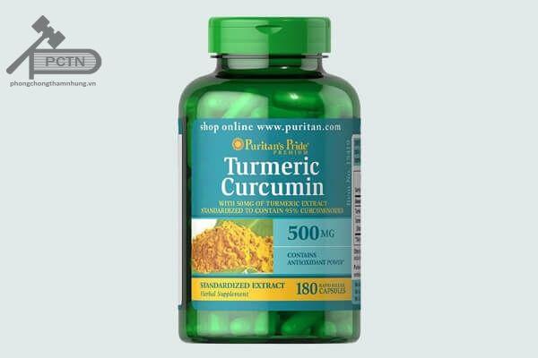 thuốc Curcumin Turmeric