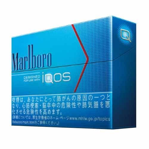 Review – Thuốc lá marlboro iqos Nhật bản