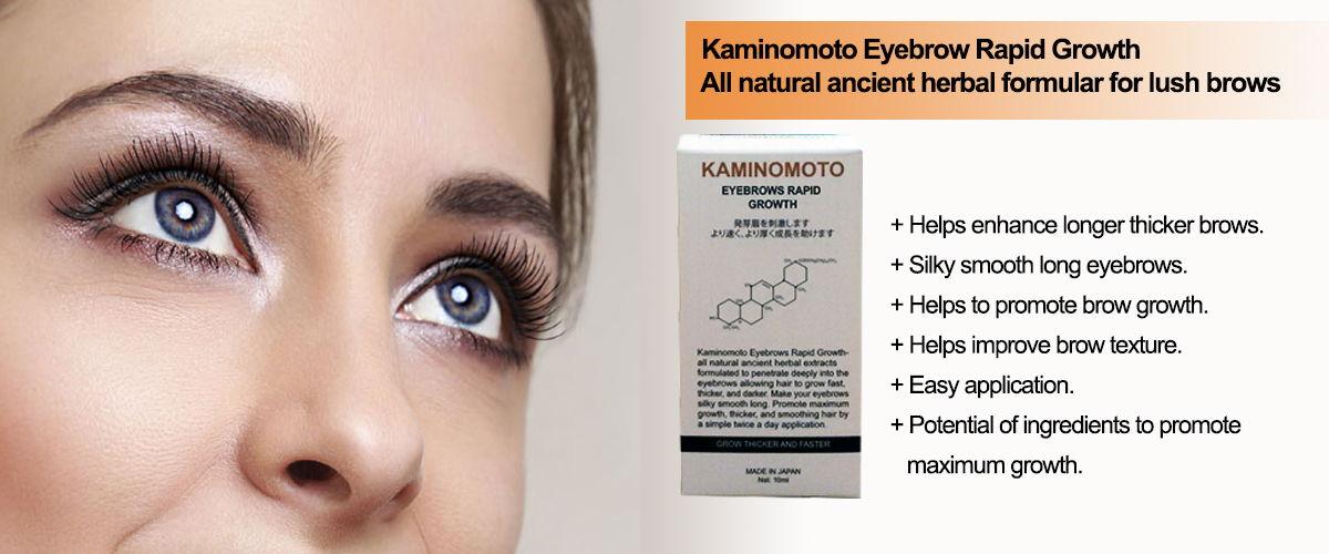 lông mày Kaminomoto