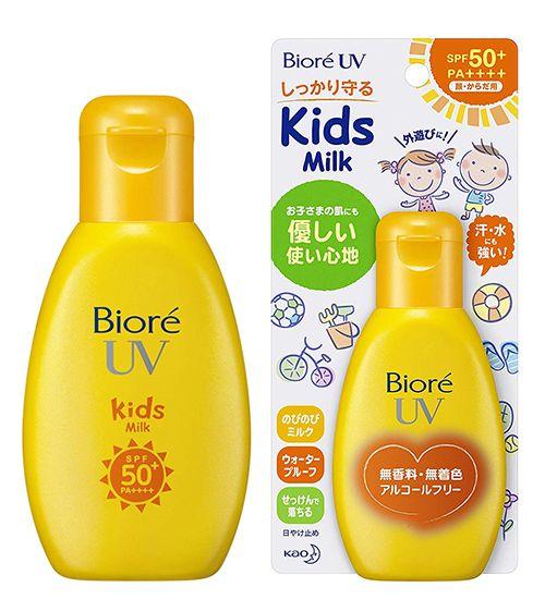Kem chống nắng trẻ em Biore UV Kids