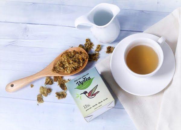Công dụng của trà Vy Tea