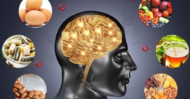Giúp tăng trí nhớ và khả năng tập trung, bổ sung năng lượng và sức bền cho cơ thể