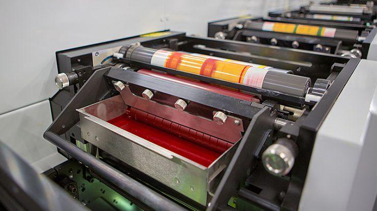 bật mí công nghệ in flexo của các công ty bao bì tại hcm