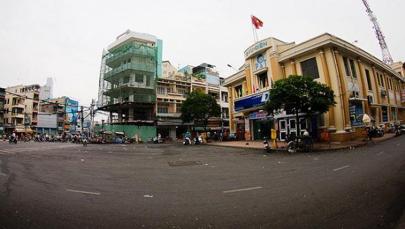 Bưu điện Quận 5 - Thành phố Hồ Chí Minh